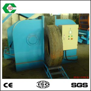 Automatic Tire Wire Puller Tyre Recycling Machine pictures & photos