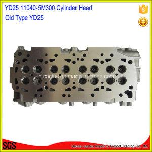 Auto Amc 908 505 11040-5m000 11040-5m301 11040-5m302 Yd25 Cylinder Head for Nissan Narava Pathfinder 2.5tdi