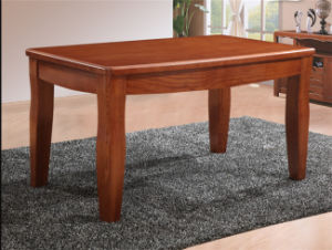 American Countryside Style Solid Wood Dining Table & Chair pictures & photos