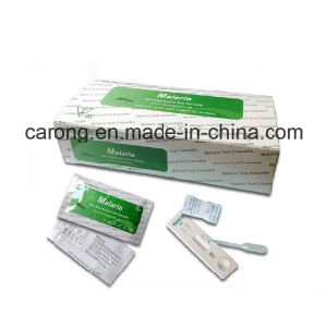 One Step Malaria Test Device (Whole Blood) pictures & photos