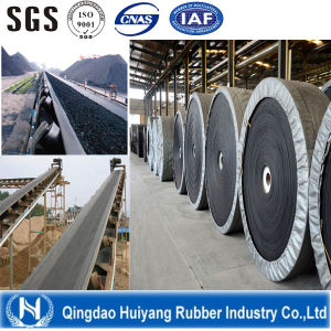 High Tensile Strength Multi-Ply Rubber Conveyor Belt pictures & photos