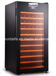 Anti-Rust Stainless Steel Beer Cabinet with Glass Door