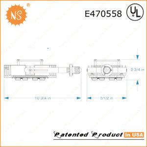 Parking Lot 600W Metal Halide Replacement E40 185W LED Retrofit Lamp pictures & photos