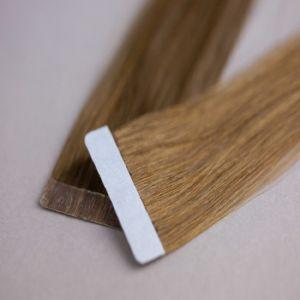 European Virgin Remy Seamless Skin Tape Weft Human Hair Extension