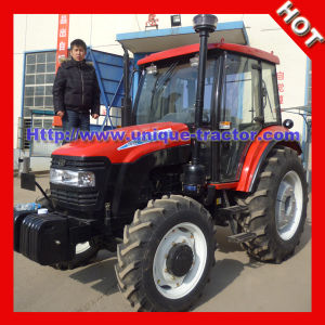 Four Wheel Drive Agriculture Farm Tractors with Four Wheel Drive (UT804)