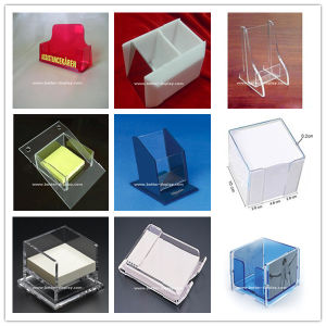 Wholesale Acrylic Clear Note Holder pictures & photos