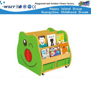 Children Wooden Furniture Bookcase for Sale Hc-3705 pictures & photos