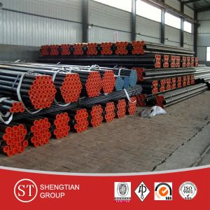 Black Carbon Steel Pipe Price Per Meter/Ton in China Manufacture pictures & photos