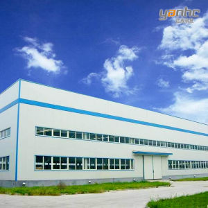 Steel Structure Prefabricated Workshop/Warehouse/Building