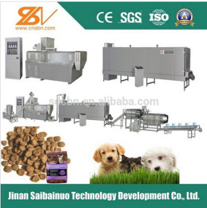 Automatic Dog Food Extruder/Cat Food Processing Machines/Extruder (SLG65-III, SLG70-II, SLG85-II) pictures & photos