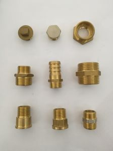 Brass Male Thread Tank Contector (YD-6018) pictures & photos
