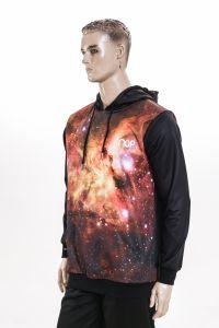 Customized Winter Fleece Men Warm Sweater Hoodies pictures & photos