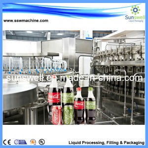 Gas Water/ Beverage/ Cola Filling Machine pictures & photos