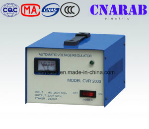 Universal High AMP Voltage Regulator, Cvr Automatic AC Home Voltage Stabilizer / Regulator pictures & photos