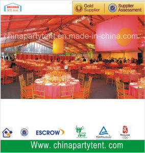 Aluminum PVC Party Event Marquee for 300 People