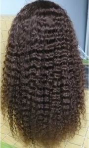 Swiss Lace Wigs/Human Hair Wigs for Black Woman pictures & photos