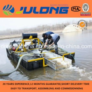 High Quality 5ton/H Small Gold Dredger