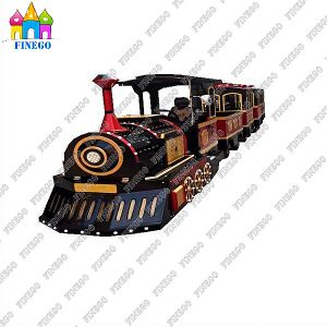 Amusement Park Games Electric Trackless Train for Sale pictures & photos