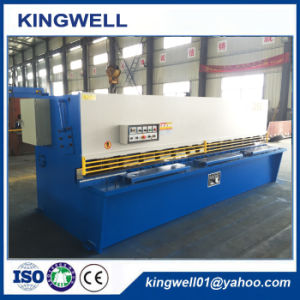 Top Quality Metal Plate Shearing Machine with Best Price (QC12Y-6X4000) pictures & photos