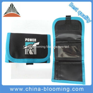 Portable Polyester Coin Purse Men Sports Travel Wallet Bag pictures & photos