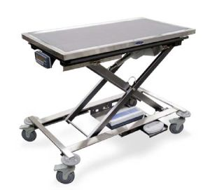 Mobile Animal Lift Table with Scale pictures & photos