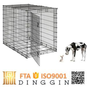 Large Wire Mesh Dog Cage for Sale pictures & photos