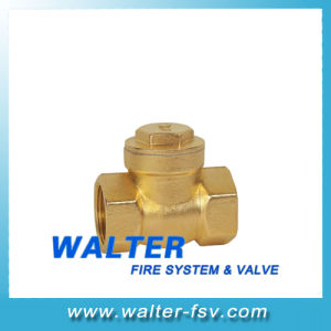 Brass Check Valve pictures & photos