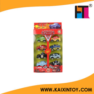 Cheap Plasic Mini Pull Back Car Toy with 8 Different Design pictures & photos
