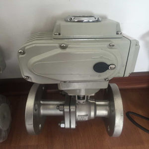 Electric Steam Jacket Stainless Steel Ball Valve Insulation Ball Valve pictures & photos