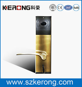 Golden Color Stainless Steel Security Door Lock