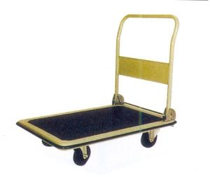 High Quality Flat Bed Trolley pictures & photos