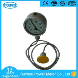 60mm 2.5′′ Stainless Steel Capillary Diaphragm Manometer pictures & photos