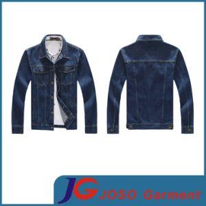 New Style Men Denim Jacket (JC7015) pictures & photos
