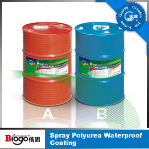 Spray Polyurea Waterproof Coating with Good Quality pictures & photos