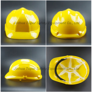 Building Material Safety Helmet Motorcycle Helmet HDPE Hat (SH503) pictures & photos