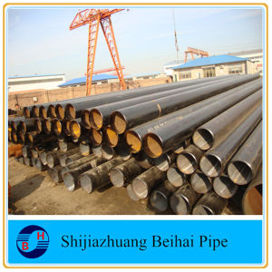ASTM A210 Carbon Steel Sch40 Smls Pipe pictures & photos