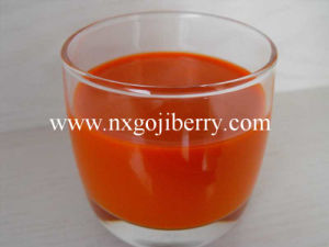 Ningxia Goji Berry Raw Juice pictures & photos