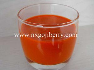 Ningxia Health Food Goji Berry Raw Juice pictures & photos