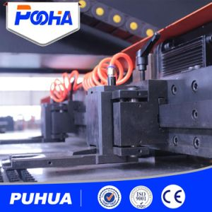 Steel Sheet Hydraulic CNC Turret Punch Press Machine pictures & photos
