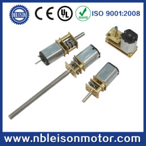 12mm 3V 6V DC Mini Gear Motor pictures & photos