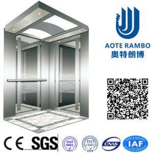 AC Vvvf Drive Gearless Traction Passenger Elevator with German Technology (RLS-104) pictures & photos