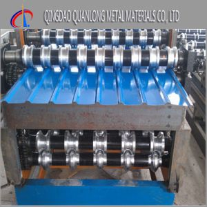 Double Coated PPGI Corrugated Roofing Steel Sheet pictures & photos