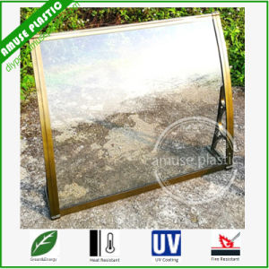 ABS / Aluminum /Polycarbonate PC Awning for Doors and Windows /Sunshade pictures & photos