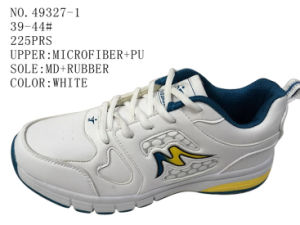 No. 49327 Men PU Sport Stock Shoes pictures & photos