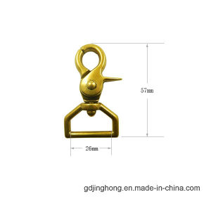 Customized Plated Hardware Swivel Snap Hook pictures & photos