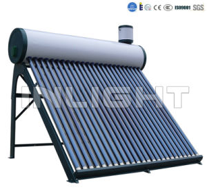 CE Approved Evacuated Tube Solar Thermal Hot Water Heater pictures & photos