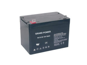 12V 55ah Deepcycle Series Lead Acid Battery