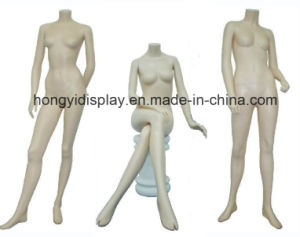 White Color Full-Body Male Mannequins for Retail Display pictures & photos