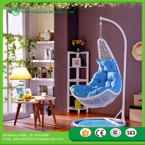 Hot Supply Europeanismcane Hanging Chair Top Quality Cane Swing Chair to Oversea Market pictures & photos