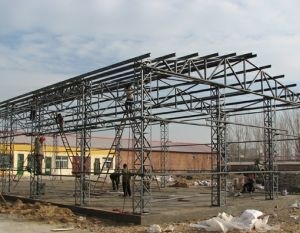 Steel Structure Building Construction (JHX-M020) Paiting pictures & photos